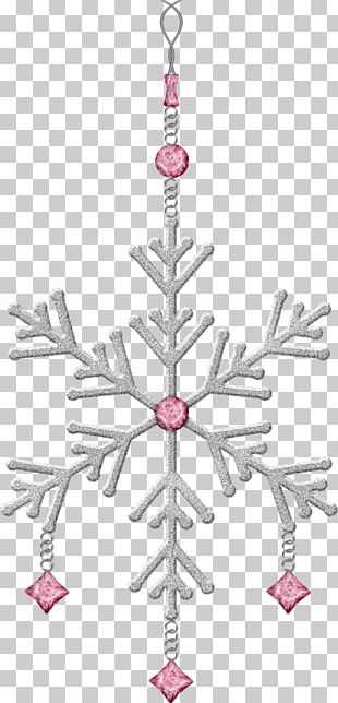 Christmas Tree Christmas Ornament Candy Cane Snowflake PNG