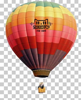 Hot Air Balloon Festival Stock Photography PNG