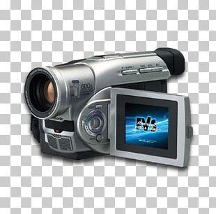 Digital Video DV Video Cameras Panasonic Camcorder PNG
