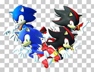 Sonic Generations Shadow The Hedgehog Sonic Adventure 2 Battle Sonic Dash Sonic The Hedgehog PNG