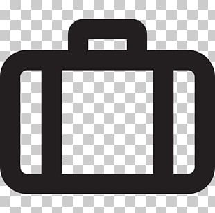 Baggage Computer Icons Travel Suitcase PNG