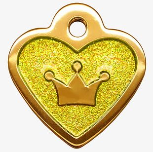 Heart-shaped Crown PNG