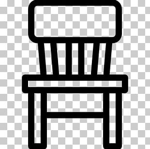 Furniture House Computer Icons Chair PNG