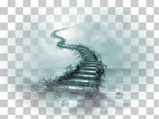 Stairway To Heaven Painting Artist PNG