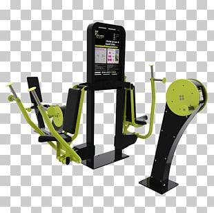 Exercise Machine 3D Rendering Kompan PNG