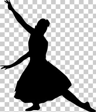 Silhouette Ballet Dancer Performing Arts PNG