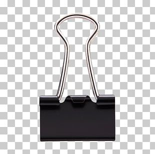 Paper Clip Binder Clip Ring Binder Office Supplies PNG