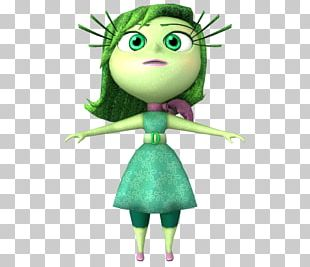 Inside Out Thought Bubbles Disgust Video Game PNG