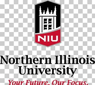 Northern Illinois University Logo Brand Font Line PNG