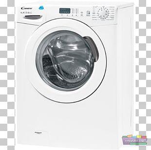 Washing Machines Candy CS41072D3 Candy CS4 1051D1/2-07 Washing Machine Smart Touch 10kg Class A 1400 Turns PNG