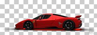 Ferrari FXX Automotive Design Model Car PNG