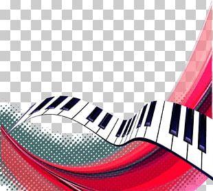 Musical Note Piano Keyboard Sheet Music PNG