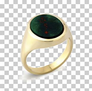 Ring Onyx Jewellery Signet Emerald PNG