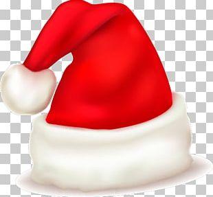 Santa Claus Cap Hat Santa Suit PNG