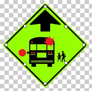 Traffic Sign Stop Sign School Zone Signage Warning Sign PNG