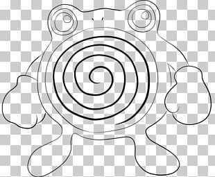 Pokémon X And Y Poliwhirl Coloring Book Pikachu Drawing PNG