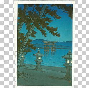 Japanese Art Woodblock Printing Artist PNG