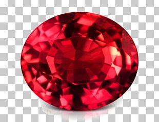 Ruby Gemstone Birthstone Jewellery Sapphire PNG