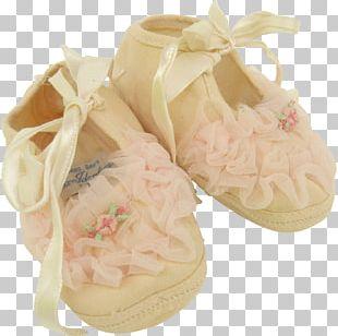 Slipper Shoe Footwear Sandal Beige PNG