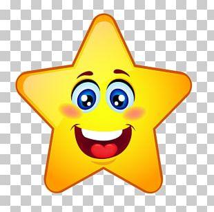 Star Thumb Signal PNG
