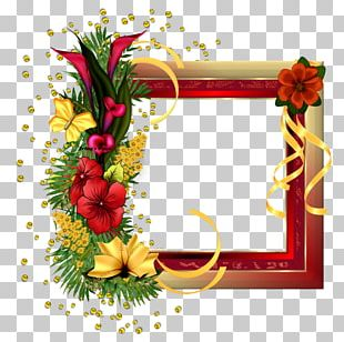 Floral Design Wreath Cut Flowers Blossom PNG