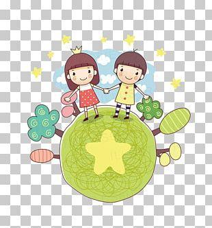 Child Cartoon Comics Illustration PNG