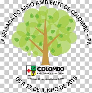 Prefeitura Colombo Logo Brand Tree Font PNG