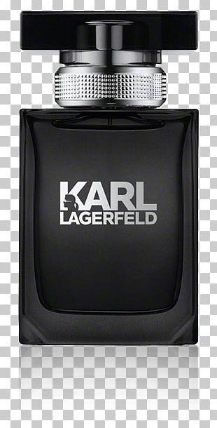 Perfume Karl Lagerfeld EDT 4.5 Ml Eau De Toilette Product Design PNG