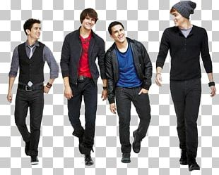 Til I Forget About You Big Time Rush BTR Elevate Deezer PNG