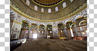 Dome Of The Rock Western Wall Temple In Jerusalem Foundation Stone Al-Aqsa Mosque PNG
