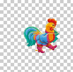 Rooster Chicken Idea Symbol PNG