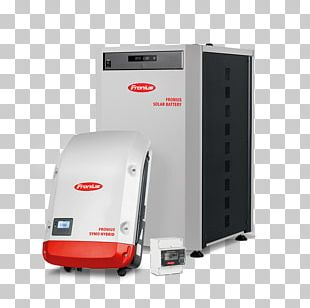 Fronius International GmbH Power Inverters Photovoltaic System Fronius Symo Hybrid 4.0-3-S WLAN/LAN/WEB Photovoltaics PNG