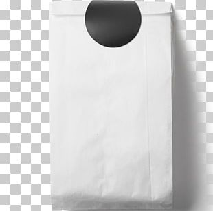 White Black Rectangle PNG