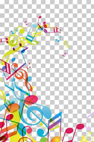 Musical Note Poster PNG
