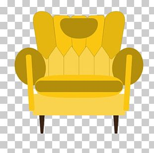 Chair Table Couch Furniture PNG