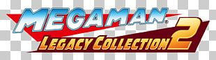 Mega Man Legacy Collection 2 Mega Man 9 The Disney Afternoon Collection Logo PNG
