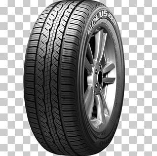 Car Kumho Tire Tread DieHard PNG