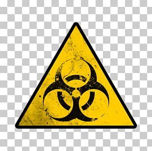 Biological Hazard Hazard Symbol Sign Meaning PNG