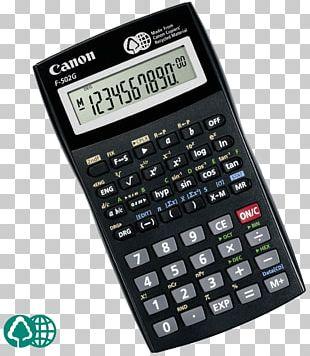 Scientific Calculator Amazon.com Canon Electronics PNG