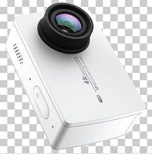 Camera Lens YI Technology YI 4K Action Camera Digital Cameras Xiaomi Yi PNG