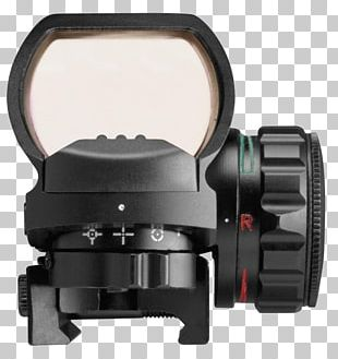 Reflector Sight Red Dot Sight Telescopic Sight Reticle PNG
