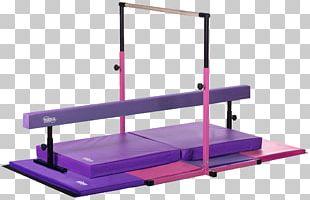 Artistic Gymnastics Balance Beam Horizontal Bar Mat PNG