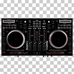 DJ Controller Numark Industries Audio Mixers Disc Jockey Audio Mixing PNG