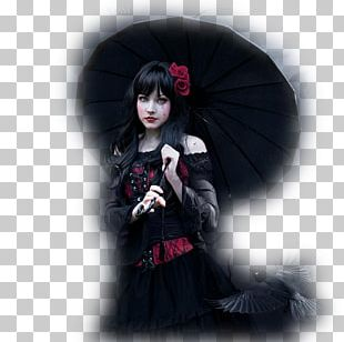 Goth Subculture Gothic Fashion Woman Female Steampunk PNG