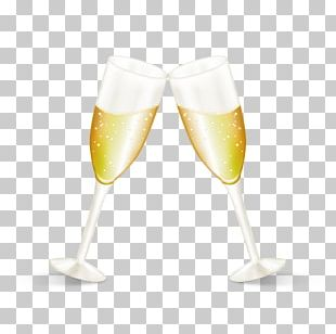 Champagne Cocktail Wine Drink Champagne Glass PNG