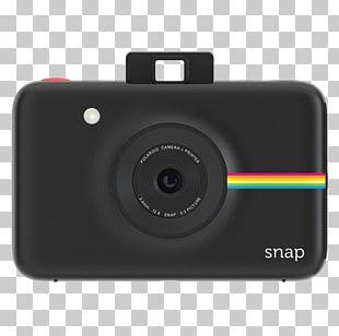 Instant Camera Polaroid Corporation Polaroid Snap Instant 10.0 MP Compact Digital Camera PNG