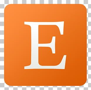 Text Brand Orange PNG