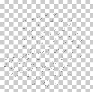 White Material Point PNG