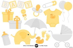 Baby Shower Gender Neutrality Infant PNG