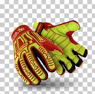 Cut-resistant Gloves Leather Goatskin Material PNG